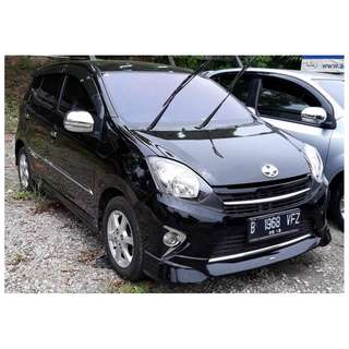 #WEEKENDDISCOUNT	Toyota Agya G TRD AT 2014