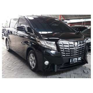 #WEEKENDDISCOUNT	Toyota Alphard X AT 2015