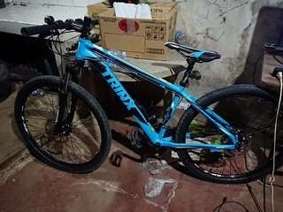 Mountain bike 8 speed rush