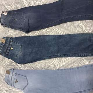 Guess Jeans $20 EACH
