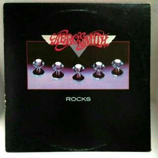 Aerosmith Vinyl Record LP