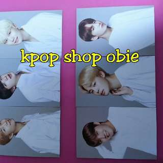 #BTS x VTCosmetic PHOTOCARD