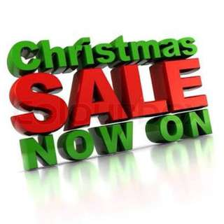 christmas sale!!! watch and clothes