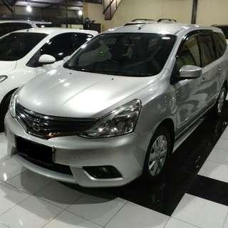 Grand Livina Facelift 1.5XV 2013/14 matic..Murah siap pakai
