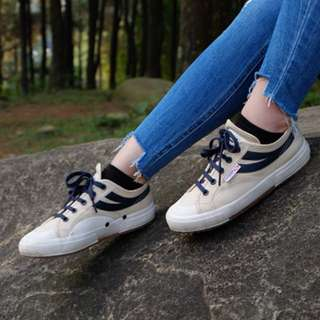 Superga Pana Cotta Navy