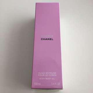 Chanel Silky Body oil 100ml