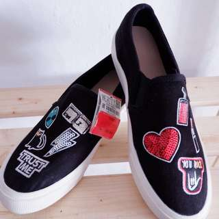 Pull&Bear Patch Shoes