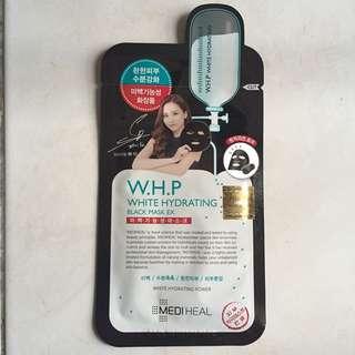 Mediheal W.H.P White Hydrating Black Mask