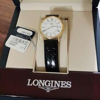 Longines 浪琴 全新 手錶