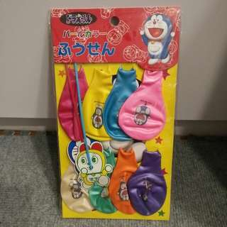 BNIP! Doraemon Party Balloons Set