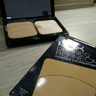 NYX compact powder original