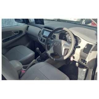 #WEEKENDDISCOUN  Toyota Innova G MT 2014