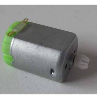 High speed motor for WBB (gel ball blasters), Nerf or other toys