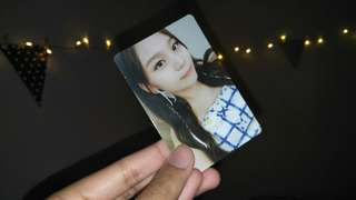 (Year End Sales) Umji Rainbow Official Photocard