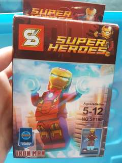 Super Hero - Iron Man
