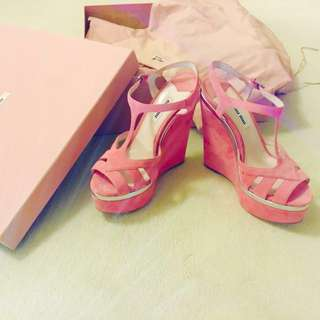 New * Miu Miu Shoes 新鞋