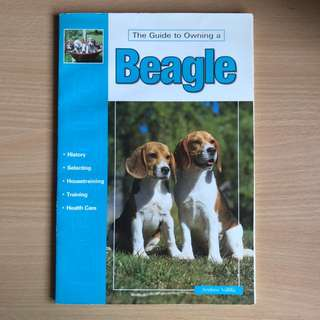 The Guide To Owning A Beagle by Andrew Vallilla