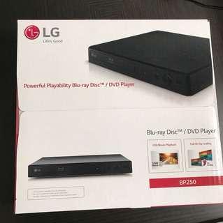LG藍光DVD機