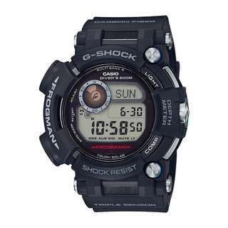 "Casio G-Shock Frogman 國際版 ""GWF-D1000-1DR""( G-SHOCK MASTER OF G FROGMAN 蛙王 /電波受信機能/TOUGH SOLAR/GWF-D1000-1/銀釘)(可簽卡/可分期/現金交易)12/24"