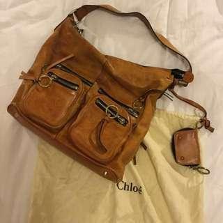 Cheap * Chloe Full Leather Handbag