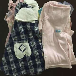 Baby clothes for 9-12 months
