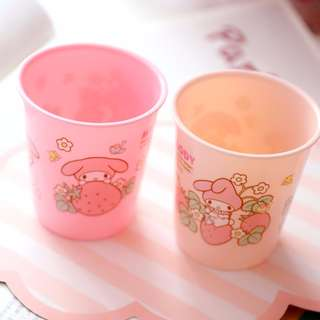 My Melody Cup / kids cup 2 pcs