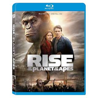 🎁 Festive Season Sales: 🆕 Rise of the Planet of the Apes Blu Ray 📦