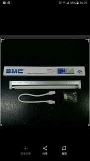 全新 BMC T5-8W支架連管(白光)  (長308 x 闊19 x 高35 mm ),電器舖淨係買支光管都要十幾元
