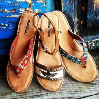 minne tonka 涼鞋