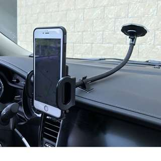 40cm long Handphone holder with support for van or truck