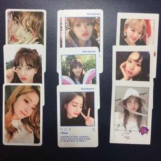 WTT Twice Likey photocards, photobooks, CDs and stickers
