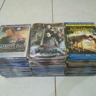 Film DVD 200 pcs