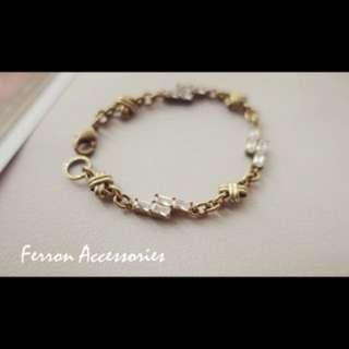 🚚 ferron accessories 復古手鍊 15cm
