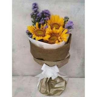Bunga Hadiah Bunga Matahari
