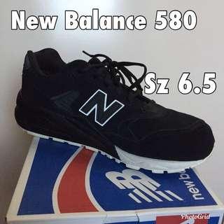 New Balance 580 Sz 6.5