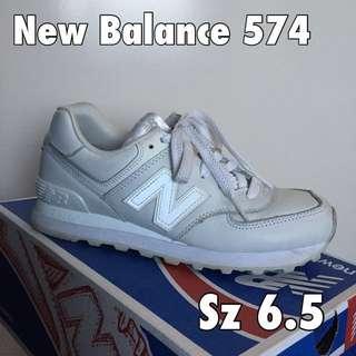 New Balance 574 Sz 6.5