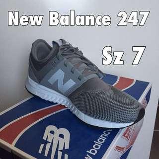 New Balance 247 Sz 7