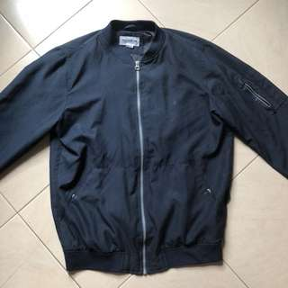 Bomber jaket pull and bear original