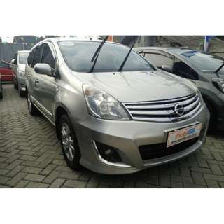#WEEKENDDISCOUNT	Nissan Grand Livina XV 1.5	AT 2013