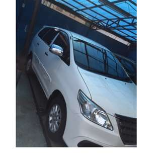 #WEEKENDDISCOUNT	Toyota Innova E AT 2015 PUTIH