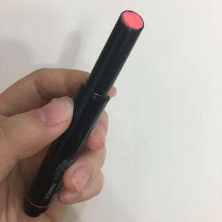 🚚 Cosmetic.植村秀shu uemura炫色精萃潤唇膏 #06溫柔紅唇