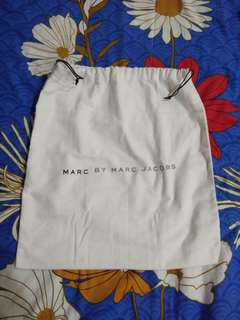 Marc by Marc Jacobs Dustbag