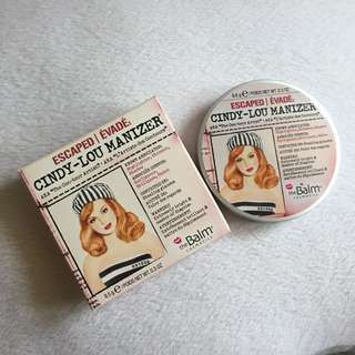 The Balm Cindy Lou Manizer