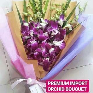 Sale Buket Anggrek Import
