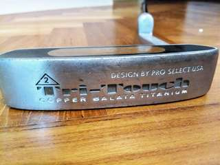 Putter good condition selling cheap