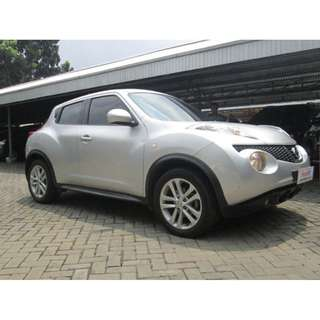 #WEEKENDDISCOUNT	Nissan juke CVT RX AT	2011