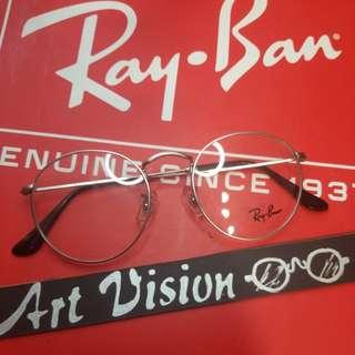 Rayban $499送日本鏡Hoya 送度數鏡片一對 藝術視覺 Rb3447v