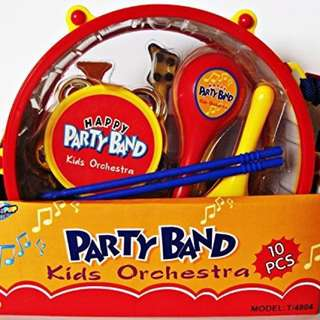BNIP - HAPPY PARTY BAND KIDS ORCHESTRA