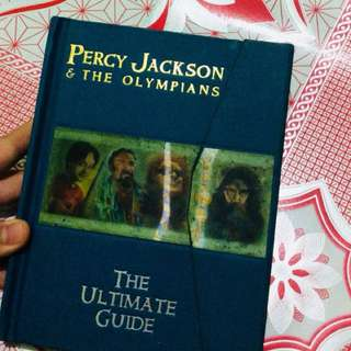 Percy Jackson-The Ultimate Guide
