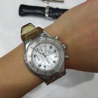 Technomarine pearlescent women's watch